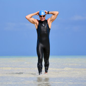 Men's Synergy Endorphin Long John Triathlon Wetsuit - Rental