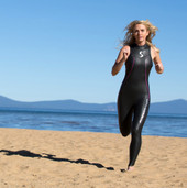 Women's Synergy Endorphin Long John Triathlon Wetsuit - Rental