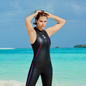 Women's Synergy Endorphin Long John Triathlon Wetsuit - 30 Day Rental