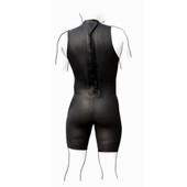F2R Youth Aquaflex Short Triathlon Wetsuit- Kids Size P2 - Height: 4'8-5'5 - Weight: 75-95 lbs