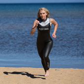 Women's Team In Training Sockeye Sleeveless Triathlon Wetsuit