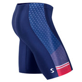 Men's Synergy Limited Edition USA Swim Jammer - Patriotic