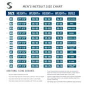 Synergy Men's Endorphin Long John Sleeveless - Blue