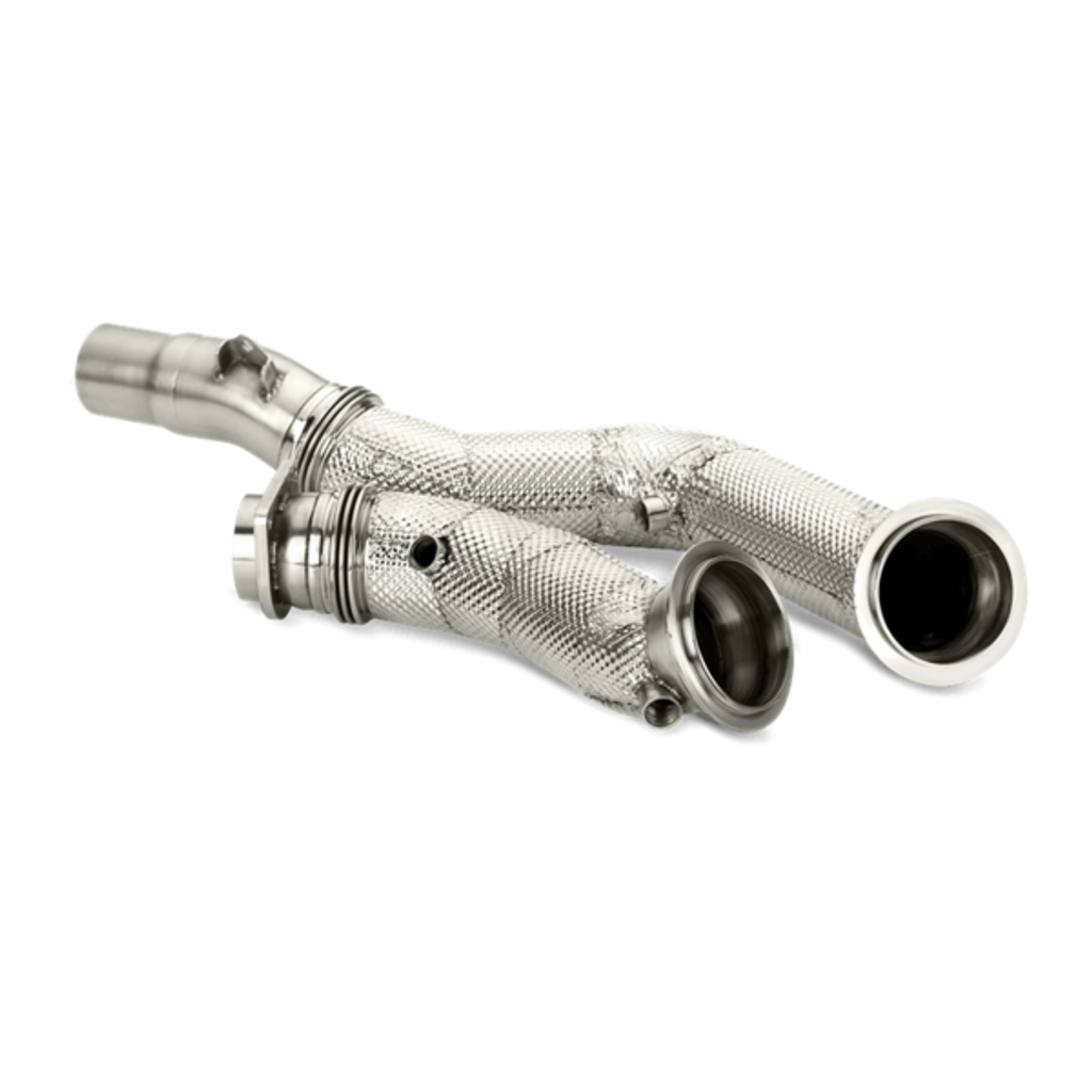 BMW F8X Akrapovic Downpipes