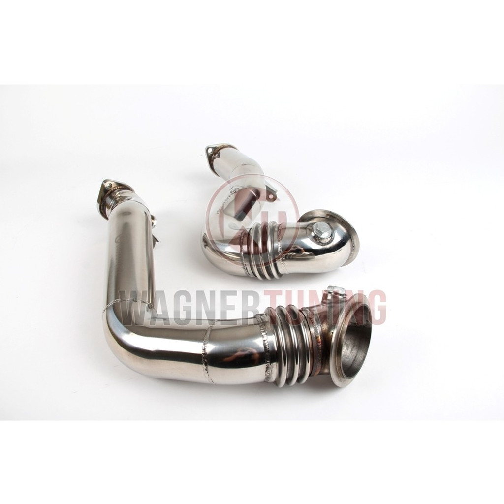 Wagner Tuning Downpipe-Kit BMW E82 E90 N54 Catless
