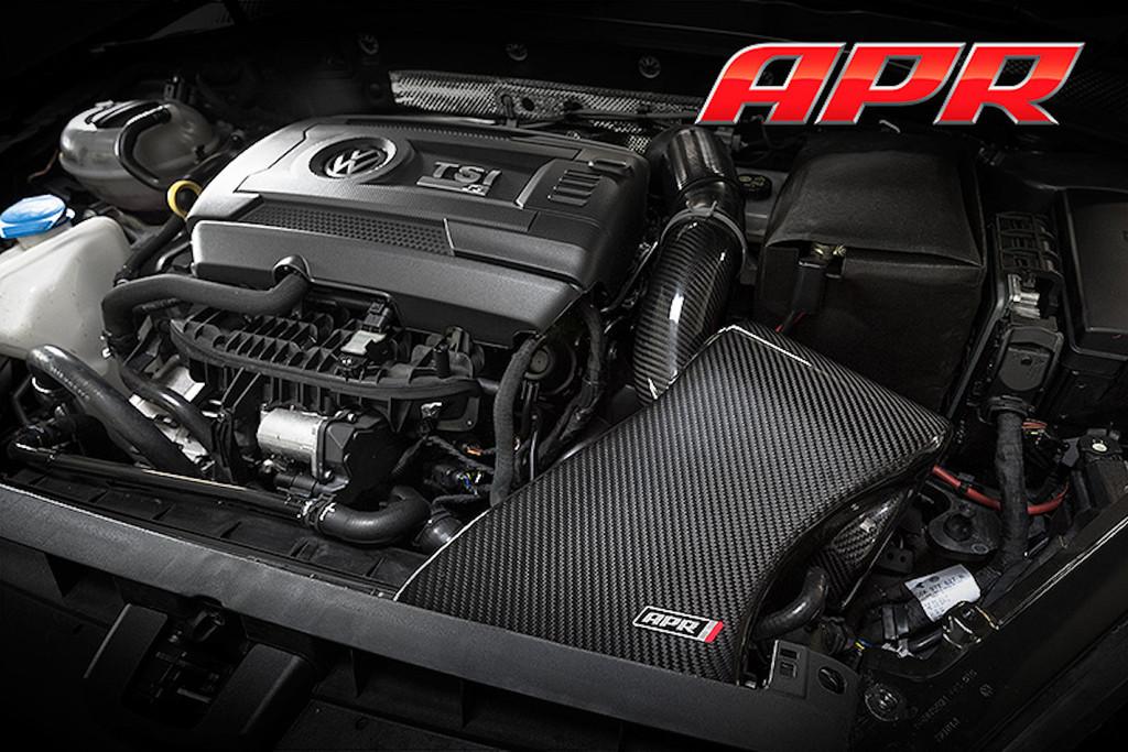 APR Carbon Fibre Intake suit MQB VW Golf GTI, R, Octavia