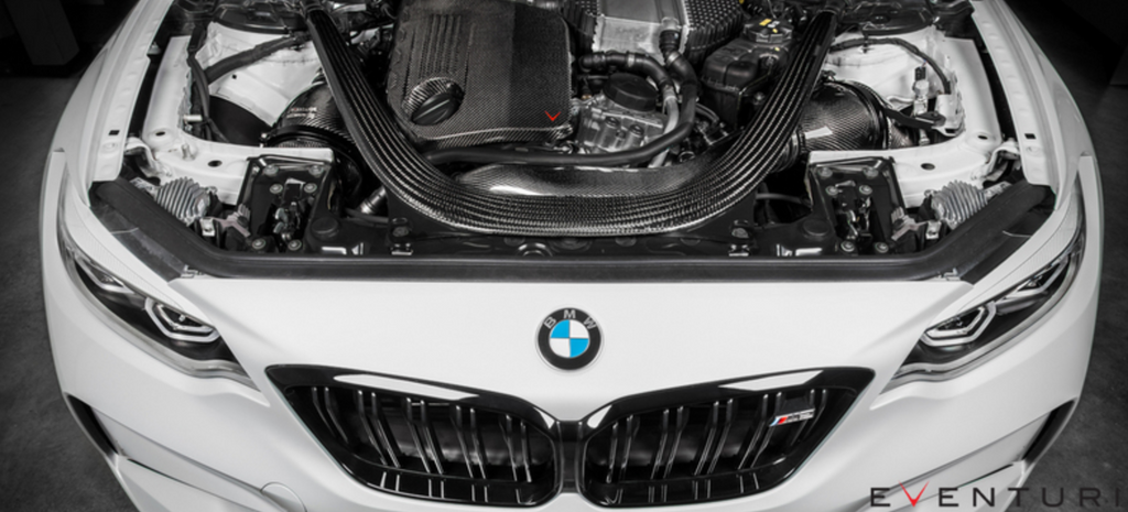 Eventuri BMW F87 M2 Competition Carbon Intake
