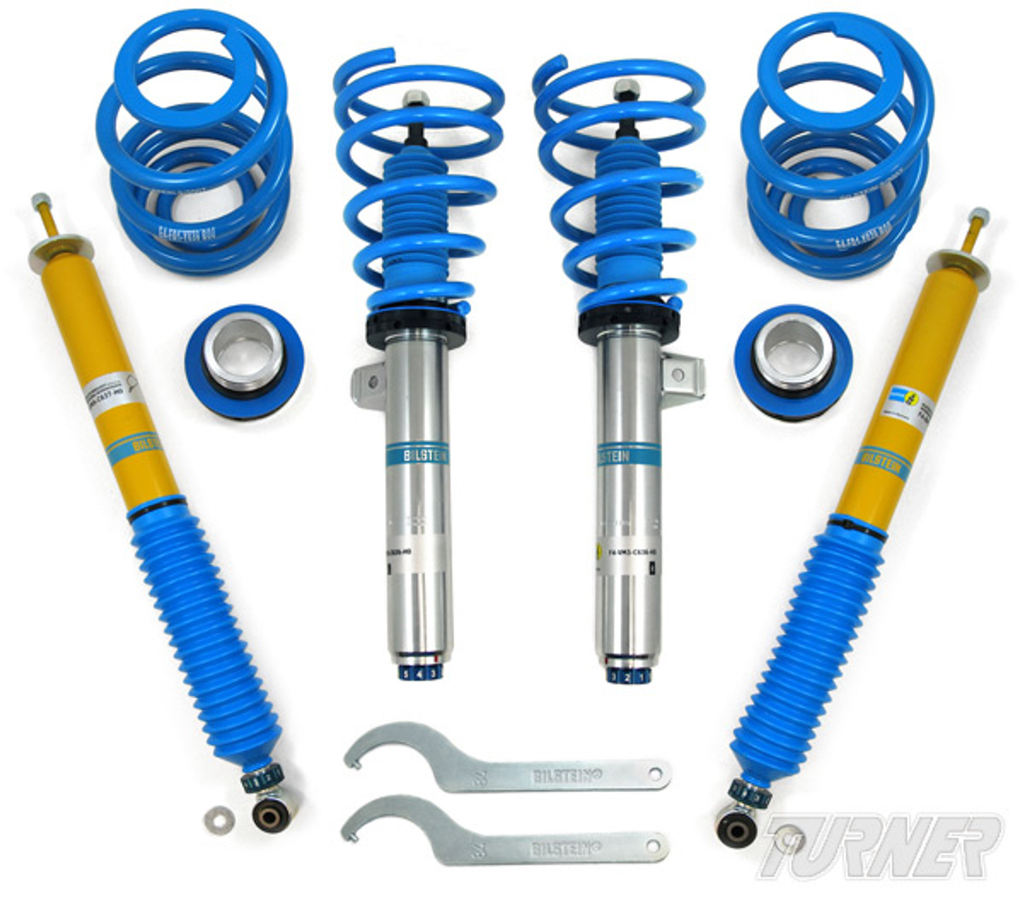 Bilstein B14 coilovers for your BMW F30 3-Series