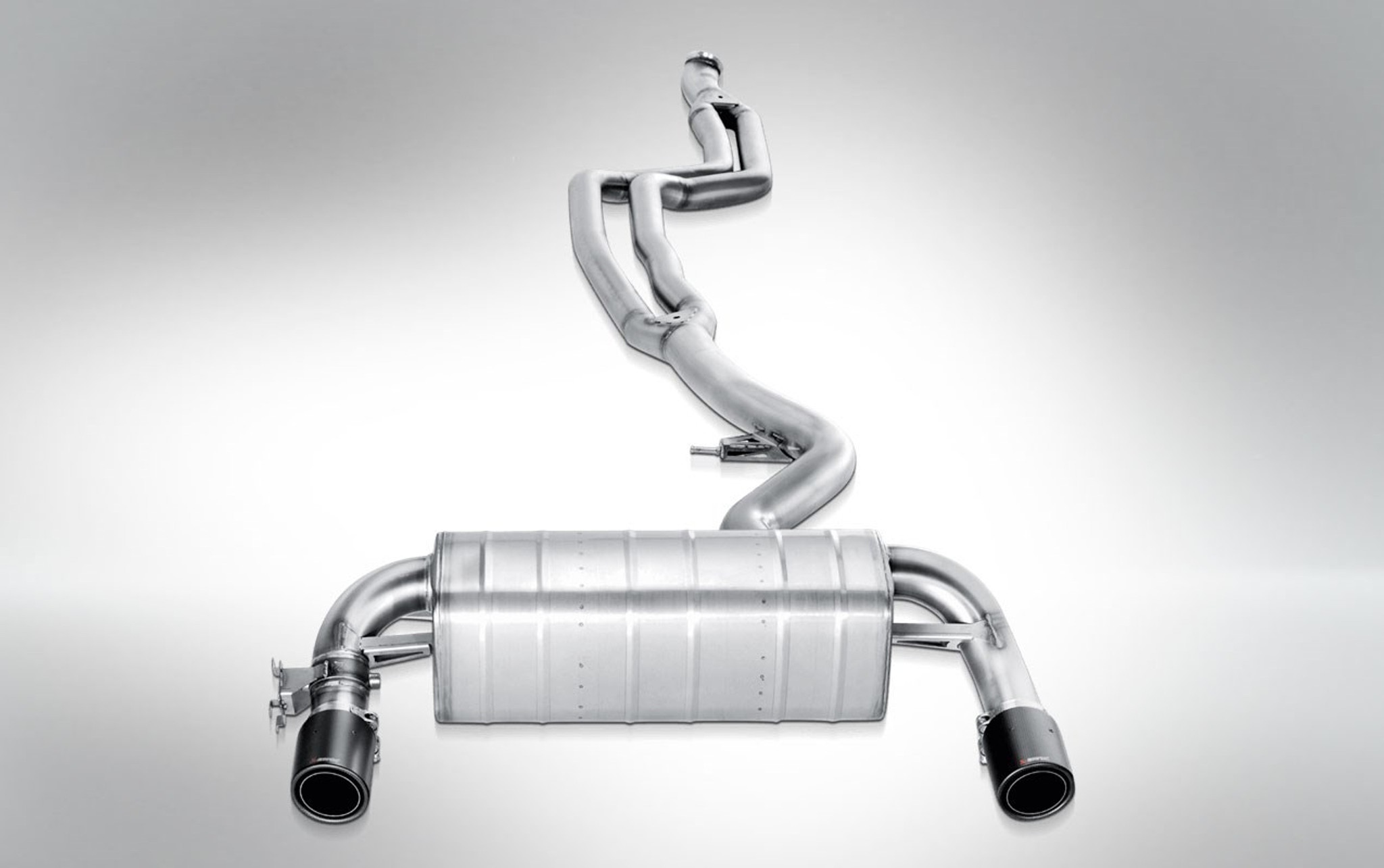 Akrapovic Evolution Exhaust BMW F30 F32 335i 435i
