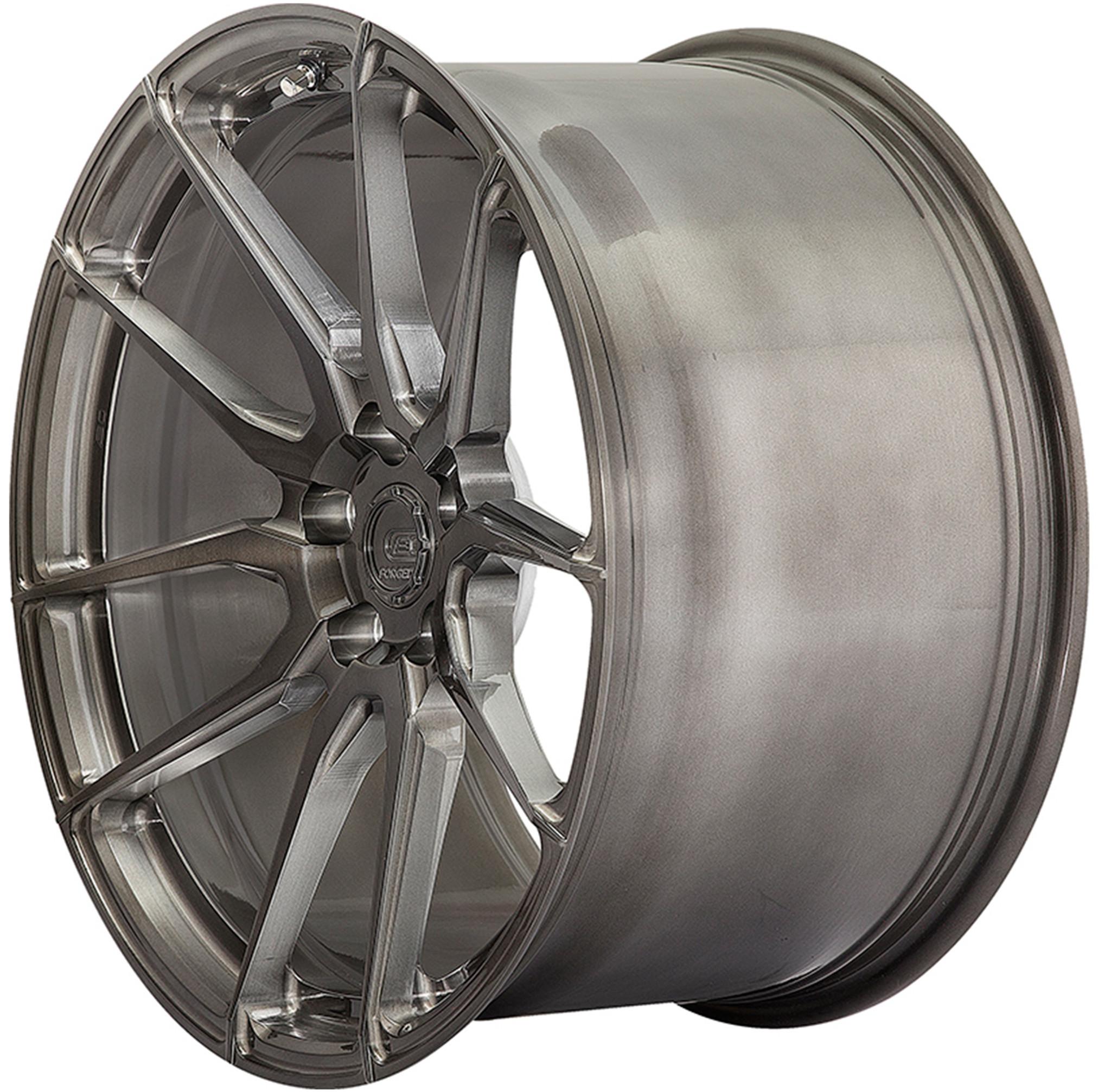 "BC Forged 19"" Monoblock Wheels"