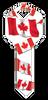 HK28- Canadian Flag