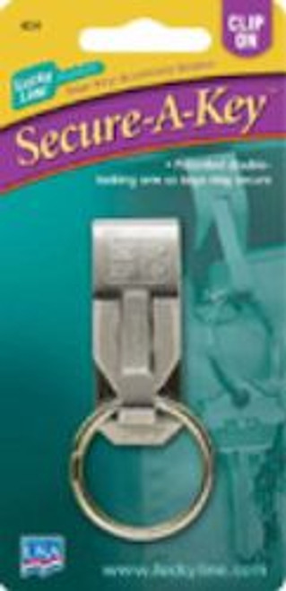 40401: CLIP ON SECURE-A-KEY,1/CD
