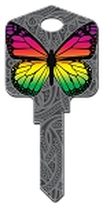 KL9-RAINBOW BUTTERFLY