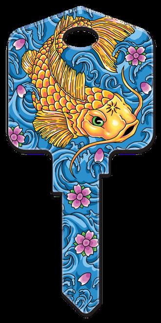 AI3- Koi Fish