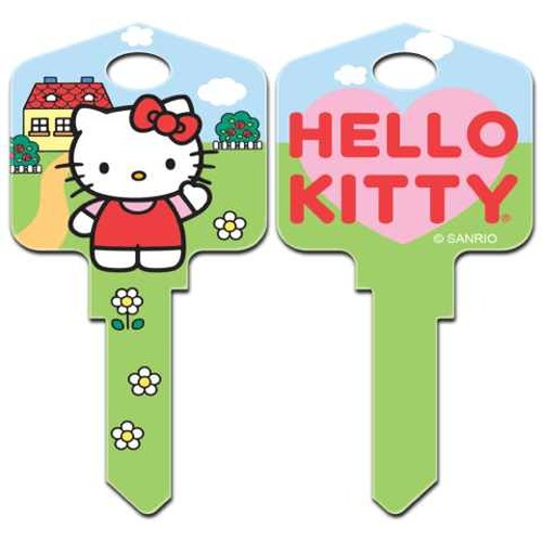 SR6- Hello Kitty's House