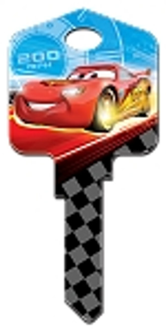 D25- Lightning McQueen
