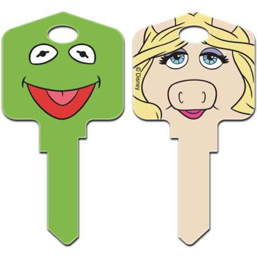 D22- Kermit and Miss Piggy