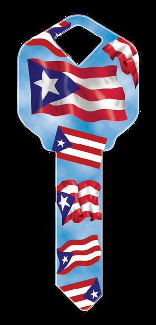 HK22- Puerto Rican Flag
