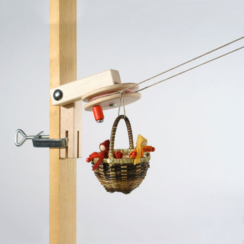 basket cable car kit