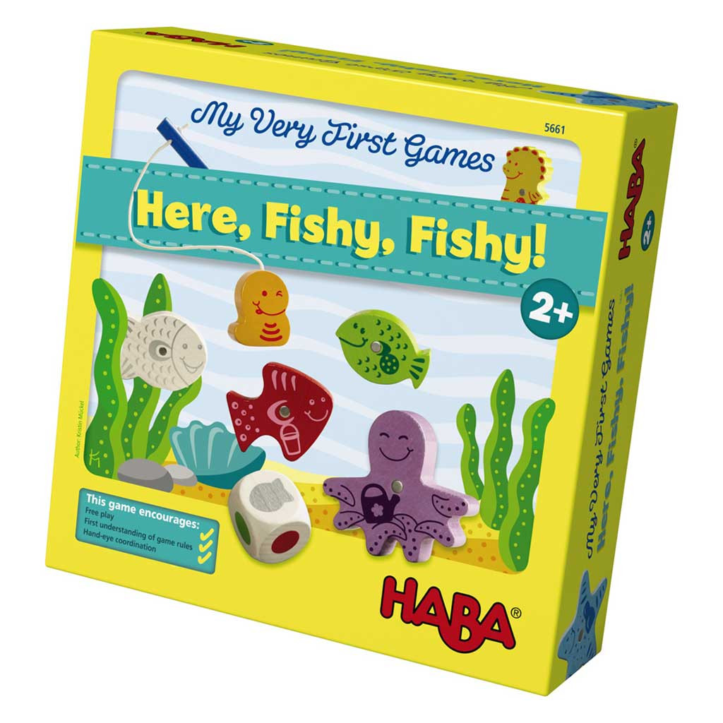 HABA My Very First Games - Here Fishy, Fishy!