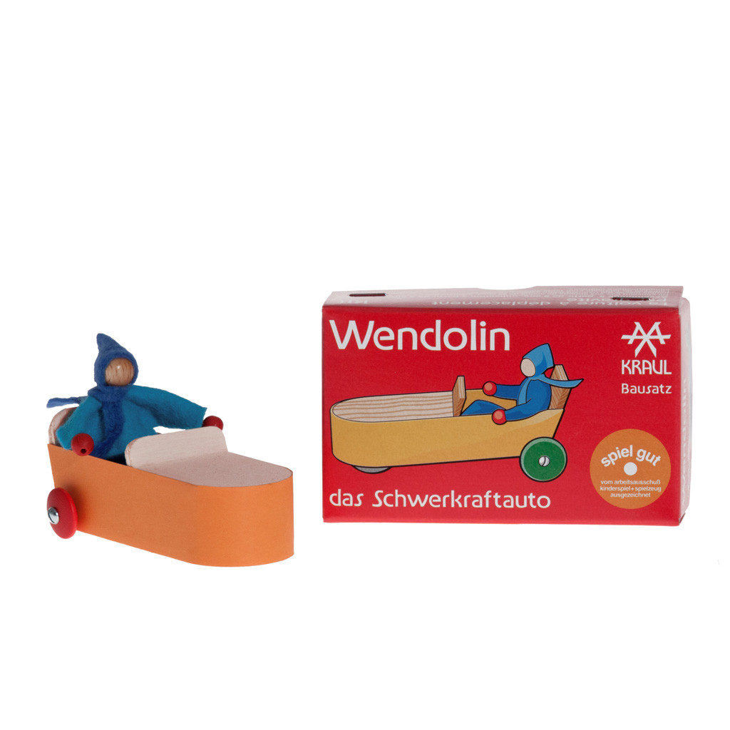 Wendolin the Gravity Car
