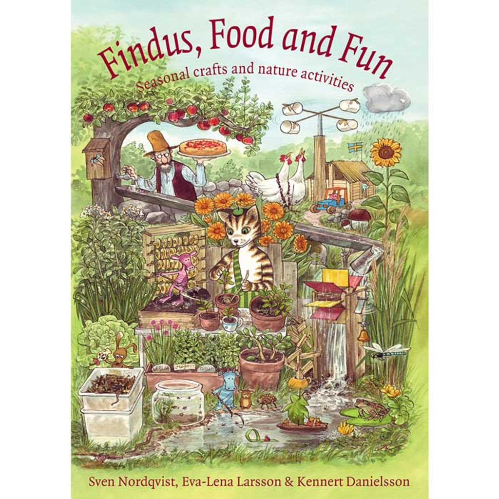 Findus, Food, and Fun - Seasonal Crafts and Nature Activities
