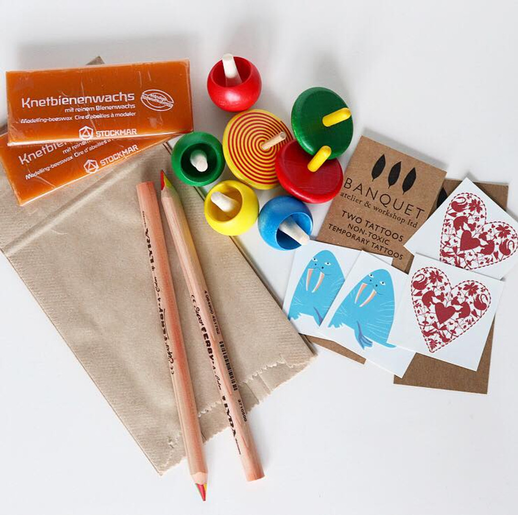Birthday Party Favour Bag