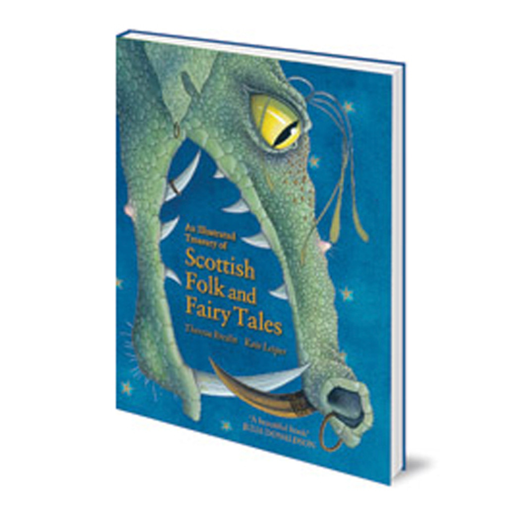An Illustrated Treasury of Scottish Folk & Fairy Tales