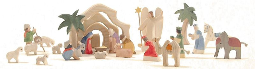 Ostheimer small manger for minis