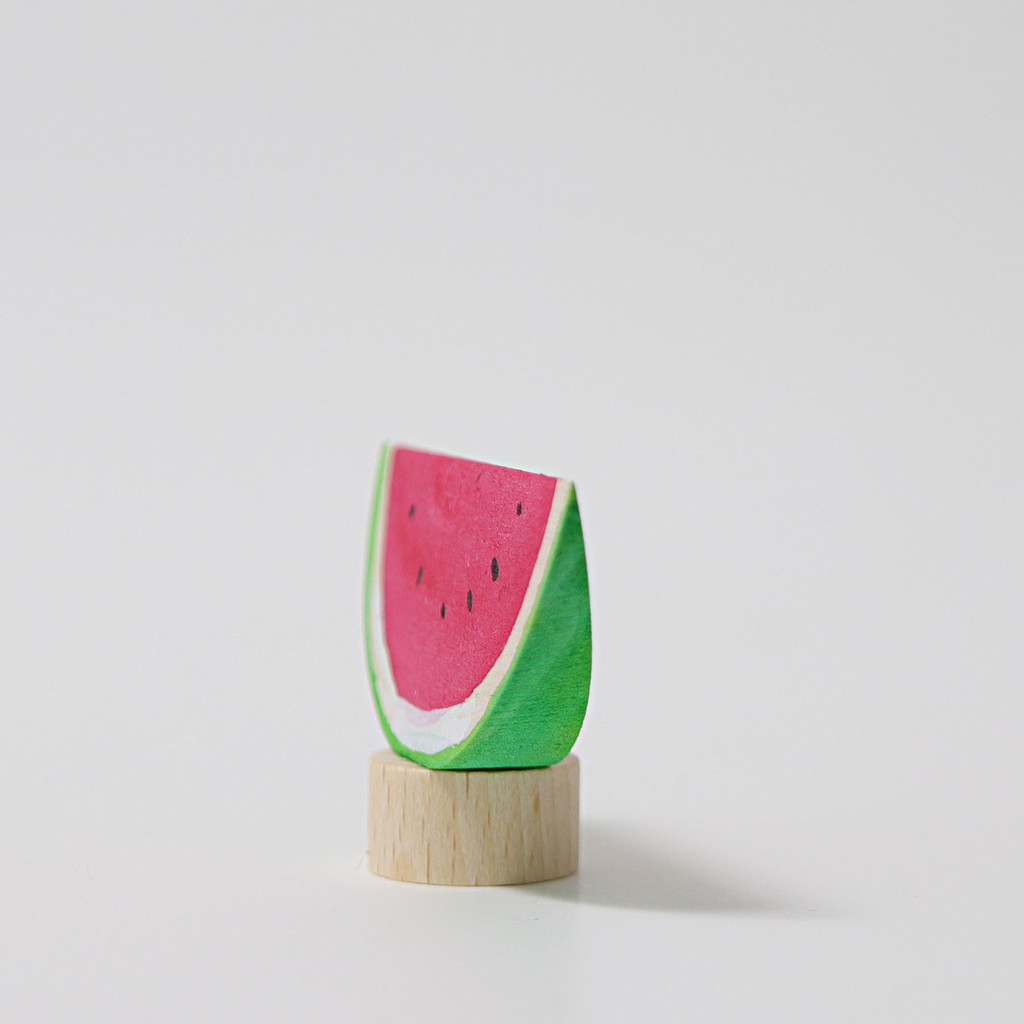 watermelon ornament for birthday ring