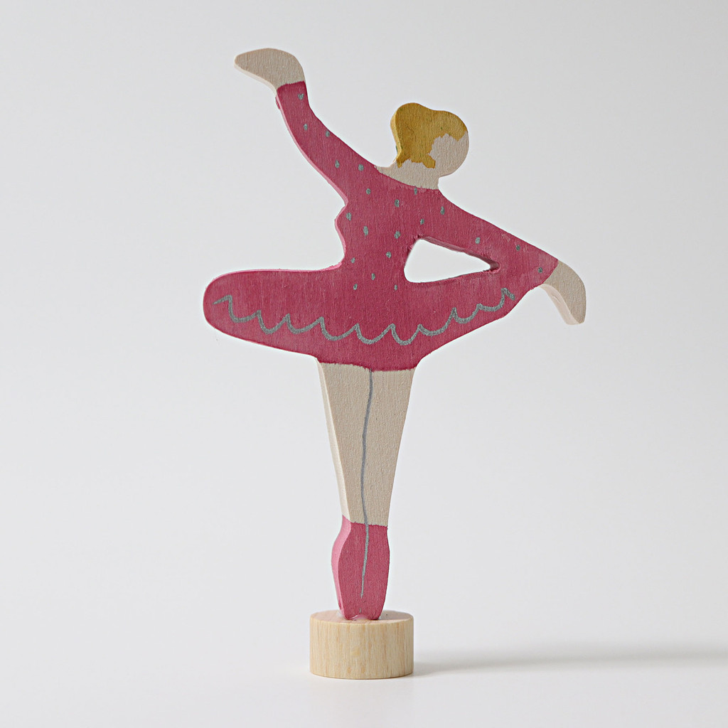 ballerina ornament for birthday ring