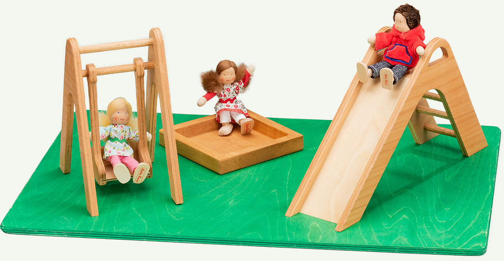 doll house swing