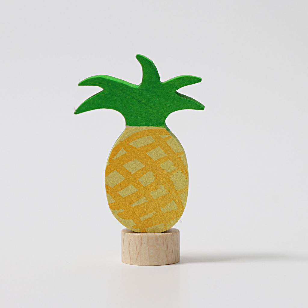 pineapple ornament for birthday ring