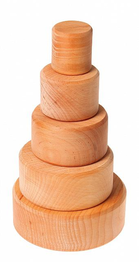 Grimm's natural stacking bowls