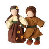 Evi Dolls Autumn boy and girl