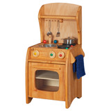Norbert Verneuer play kitchen.  Made in Germany.