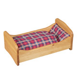 wooden dolly bed
