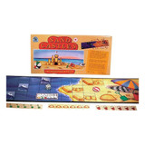 Family Pastimes cooperative boardgame Sand Castles