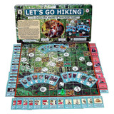 Family Pastimes Let's Go Hiking cooperative board game