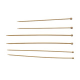 Mercurius bamboo knitting needles