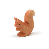 Ostheimer squirrel, new version May 2017.  4.7 cm high.  Made in Germany.
