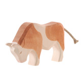 Ostheimer ox, brown & white bull