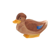 Ostheimer duck sitting