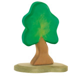 Ostheimer oak tree, small with support