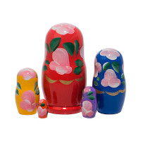 Matryoshka dolls set