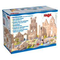 HABA Wooden Blocks - Extra Large Starter Set