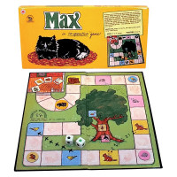 Max the Cat coop board game