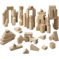 HABA Wooden Blocks - Large Starter Set