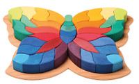 Grimm's extra large butterfly puzzle