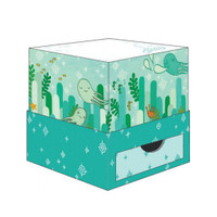 Sparkling Sea Noteblock by Susie Ghahremani, made in collaboration with Chronicle Books.